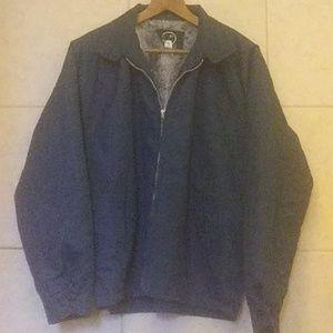 Mechanics Style Utility Jacket Fut Lined